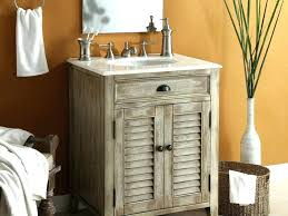 country style bathroom vanity mission bathroom cabinets