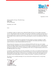 Letter Of Recommendation Customer Service Client Letters Of Recommendation