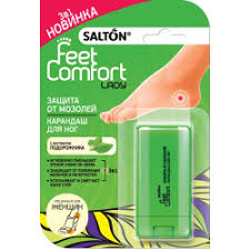 Отзывы о <b>Карандаш</b> для <b>ног Salton</b> Feet comfort