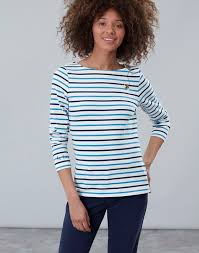 Harbour <b>embroidered</b> BUZZING BEE <b>STRIPE Long Sleeve</b> Jersey ...