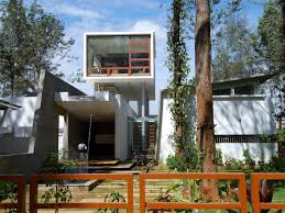modern architectural designs for homes. Delighful Designs Modern Open Concept House In Bangalore Throughout Architectural Designs For Homes E
