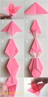 Paper Folded Flower 27 Wonderful Image Of Diy Origami Flowers Diy Origami