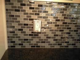 Modern Kitchen Backsplash Tile Glass Tiles For Kitchen Backsplashes Modern Kitchen Ideas