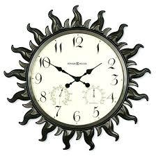 large outdoor wall clocks outdoor wall clocks large outdoor wall clocks with temperature