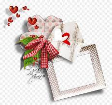 christmas photo frame png
