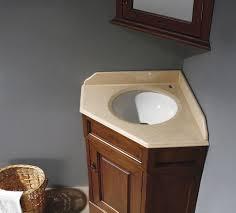 amazing design for corner bathroom vanities ideas dark wood corner bathroom cabinet visi build 3d