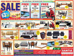 furniture sale ads. Interesting Furniture Bantia Furnitures Asias Biggest Furniture Sale Ad And Ads