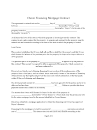 owner financing contract template info financial contract trading companies geneva