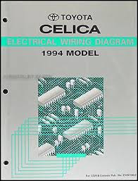 toyota celica wiring diagram image 1994 toyota celica wiring diagram manual original on 1994 toyota celica wiring diagram