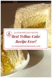 best yellow cake recipe ever updated