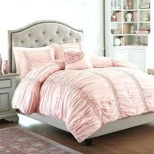 pink ruffle bedding pink ruffle bedding set