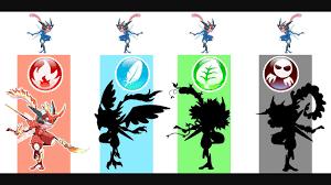 Ash-Greninja - Pokemon Evolution & Ultimate Power. - YouTube