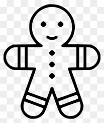 gingerbread man clipart black and white.  Black Gingerbread Man Comments  Draw The Manu0027s House For Clipart Black And White