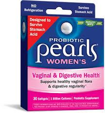<b>Probiotic Pearls</b>® <b>Women's</b> / 30 caps - Nature's Way®.
