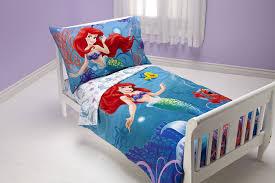 disney little mermaid toddler bedding