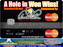 Reggio insurance agency is palmer insurance brokers's #3 rival. Arnold Palmer Invitational Hole In One Hole In One Golf Trip Mastercard Gift Card