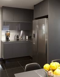 Gray Kitchen 12 Examples Of Sophisticated Gray Kitchen Cabinets Contemporist