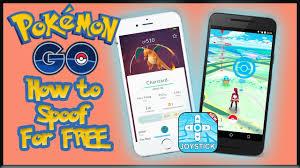 Pokemon Go | How-to Spoof/W JOYSTICK | FREE & EASY | IOS ONLY