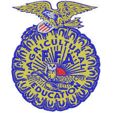 Ffa Logo Embroidery Design Ffa Education Embroidery Design Embroidery Embroidery