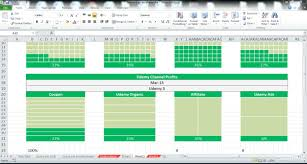 Excellence In Excel Create A Dynamic Block Chart In Excel
