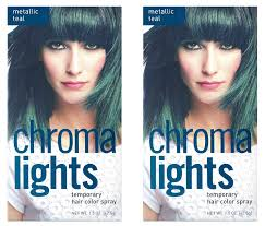 Chroma Lights Temporary Hair Color Spray