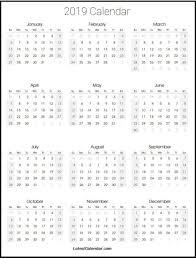 printable 6 month calendar 2019 12 month calendar 2019 printable 2019 printable calendar 2019