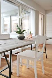 finally the diy dining table i ve been looking