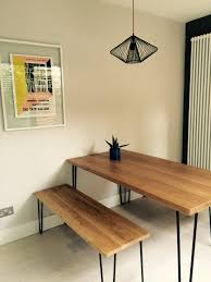 Recently Completed Flat Renovation In East Dulwich SE Sourcing - Dining room furniture glasgow
