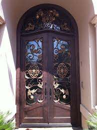 Custom Wrought Iron Door Units In Dallas, Fort Worth | © 2017 A&A ...