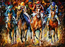 original paintings art famous artist biography official page gallery large artwork fine horse animal pet race horserace