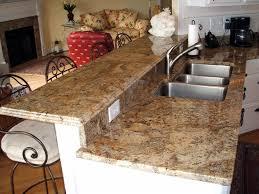 Granite Kitchen Makeovers Golden Beach Granite Golden Beach Granite Kitchen Countertop