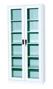 storage cabinet with glass door within cabinets doors plans 4