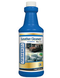 leather cleaner and conditioner ghs label