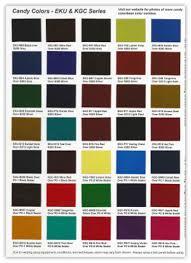 600 Series Kandy Graphic Color Basecoats Quarts Quarts