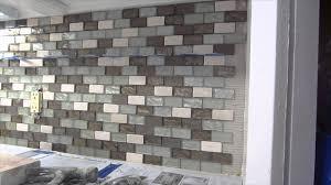 the glass mosaic tile where do you begin