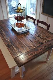 How To Make Kitchen Table 17 Best Images About Farmhouse Tables On Pinterest Park Hill