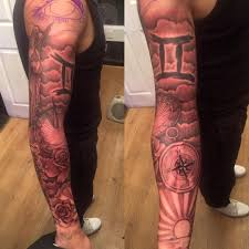 50 Best Gemini Tattoo Designs And Ideas For Men Women 2019