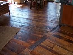image of perfect wide wood plank flooring