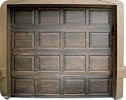 wood look garage door. Contempo Home Furnishing For Exterior And Front Porch Decoration Ideas Using Cool Door Design Wood Look Garage
