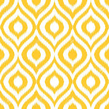 Retro Pattern Fascinating Seamless Retro Background In Modern Ikat Pattern Royalty Free