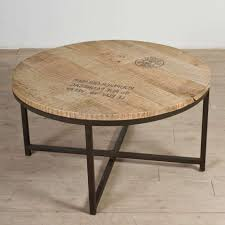 drum coffee table round drum style coffee table seagrass coffee throughout recent round steel coffee tables