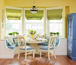 Table In Bay Window Bay Window Inspiration Built In Bench