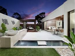 Models Modern Pool Designs And Landscaping Plunge Turns Into An Aesthetic Delight In On Perfect Ideas