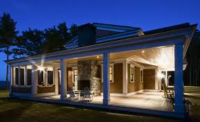 build house plans with large front and back porches