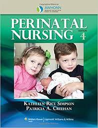 Perinatal Nurse Perinatal Nursing