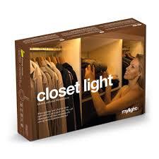 mylightcloset light 3 meter motion sensor 2700 kelvin motion closet 060 light