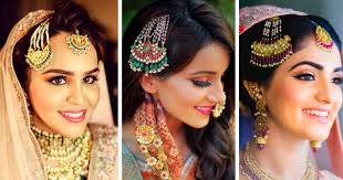 Paasa Designs The Best Jhoomar And Paasa Designs Spotted On Brides
