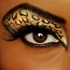 leopard eye makeup for brown eyes leopard eye makeup for brown eyes