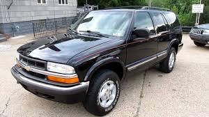 2000 Chevrolet Blazer Photos, Specs, News - Radka Car`s Blog