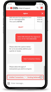 check credit card transaction details